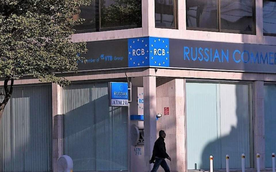 Bloomberg: Russians are downsizing in Cyprus