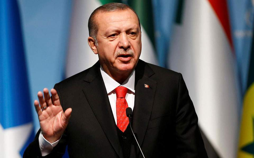 Erdogan: Turkey will defend sovereign rights in Aegean, East Med | Kathimerini