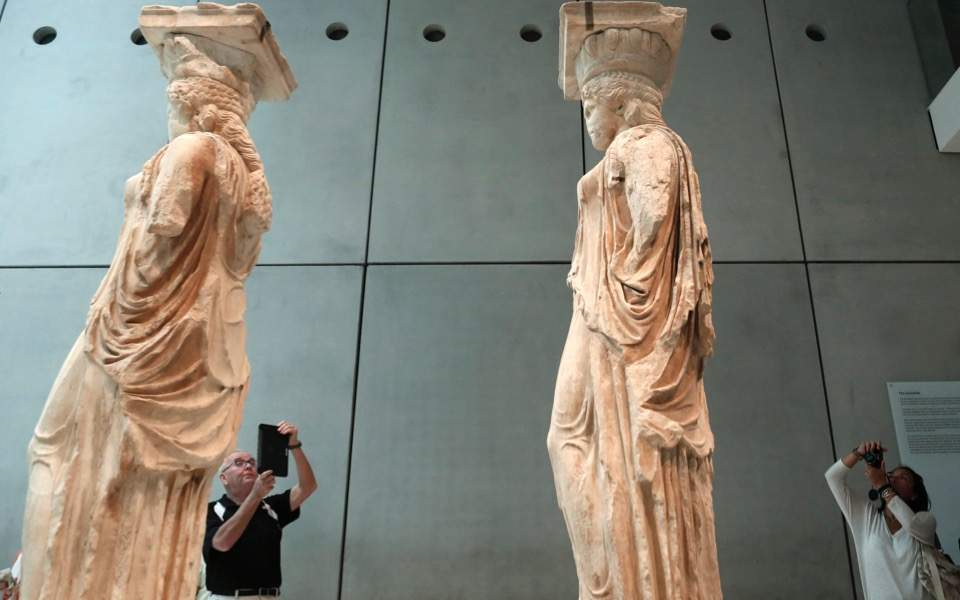 Acropolis Museum for Free | Athens | March 25