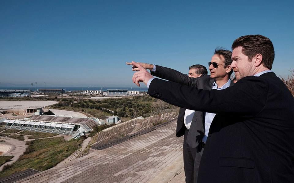 Elliniko a 'symbol of SYRIZA failure in development,' says ND chief