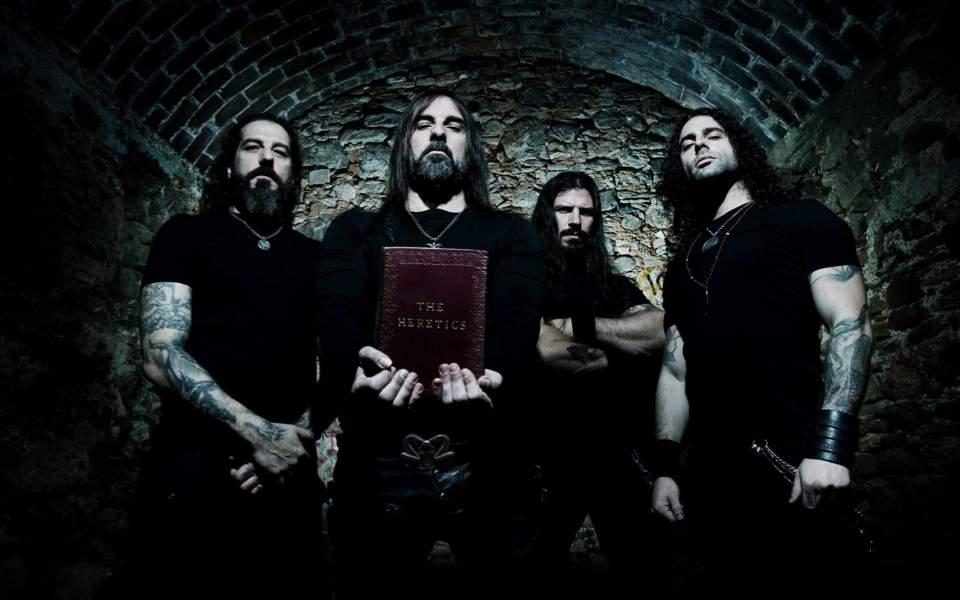 Metal band gig called off