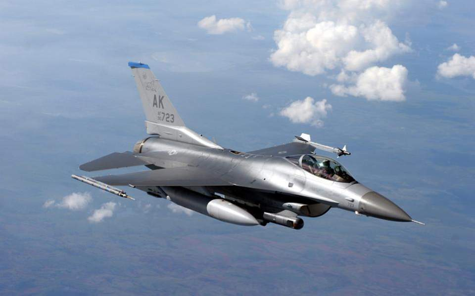 New dogfight in the eastern Aegean