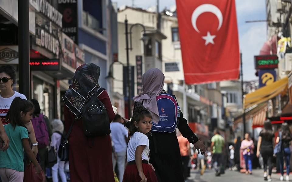 US revises travel warning for Turkey