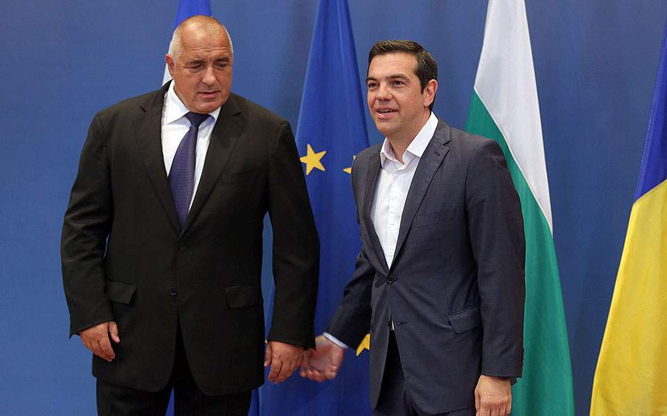 Bulgaria builds gas link to end full reliance on Russian gas