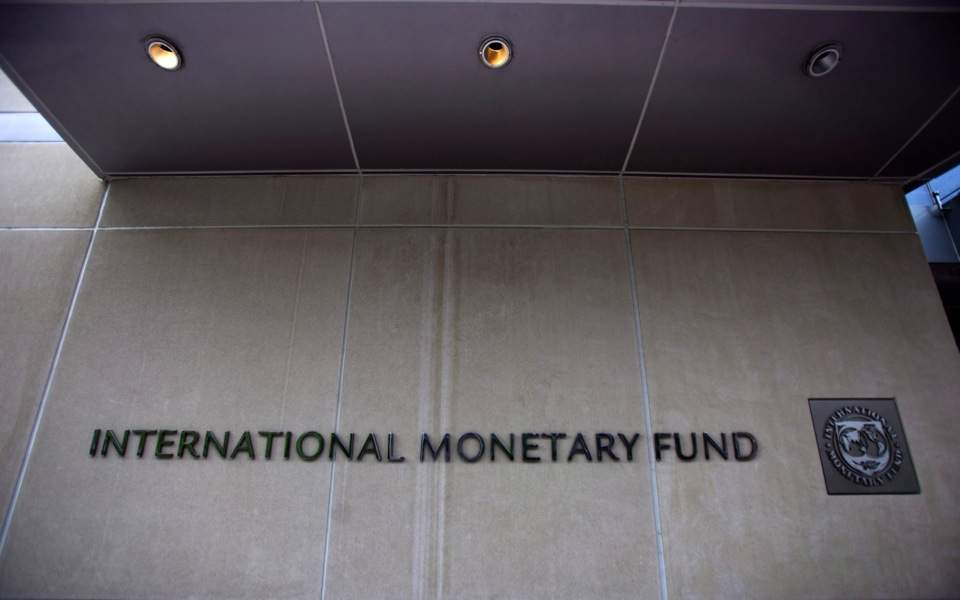 IMF supports Greek debt relief