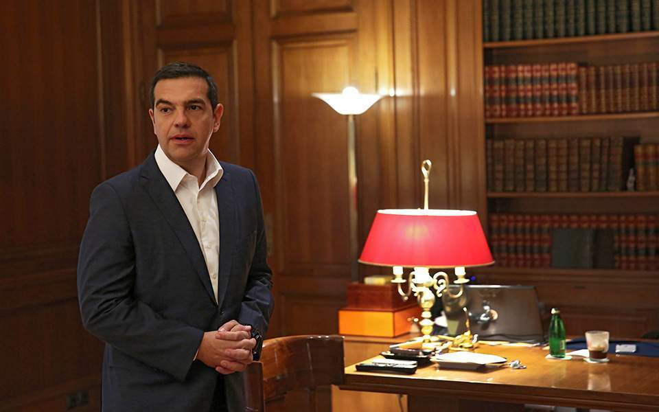 Greece needs more reforms, Tsipras tells FT