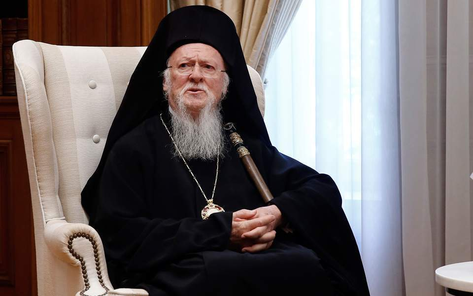 Vartholomaios lashes out against Moscow Patriarchate