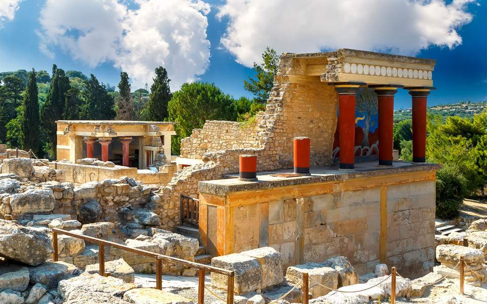 Visitors at museums, archaeological sites, on the rise