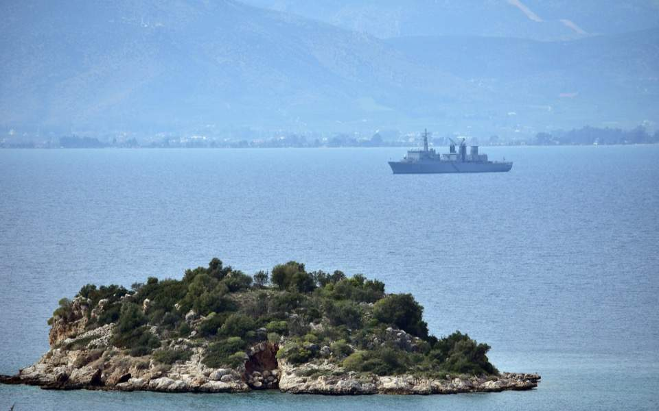 Greek armed forces on standby for Turkish moves in East Med, Aegean