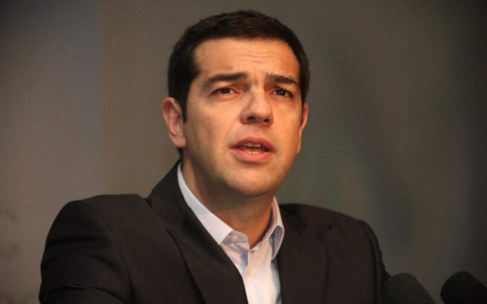 Tsipras says gov't underestimated voters' discontent