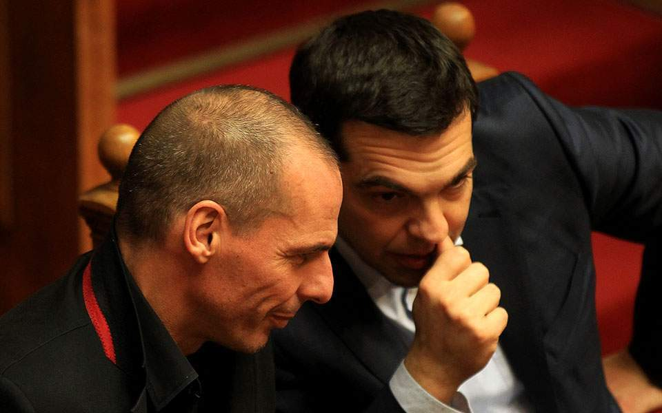 Varoufakis: 'It's time for adults in the room'