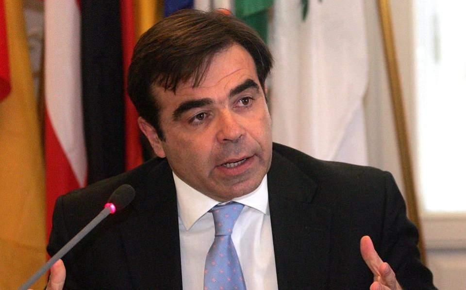 Greece nominates Margaritis Schinas for European Commissioner