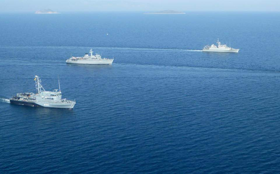 Funds green-lighted for Aegean surveillance system