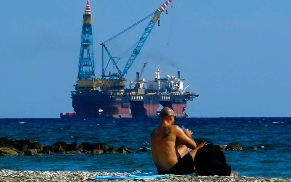 Cyprus backs Total-Eni partnership in offshore gas drilling