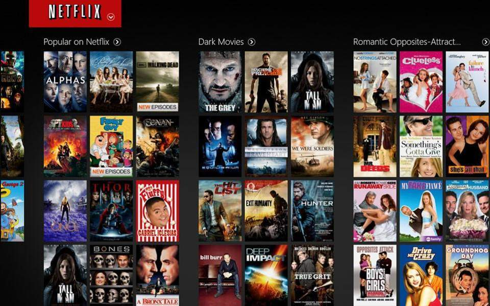 Netflix rate hikes slow takeup | Business | ekathimerini com
