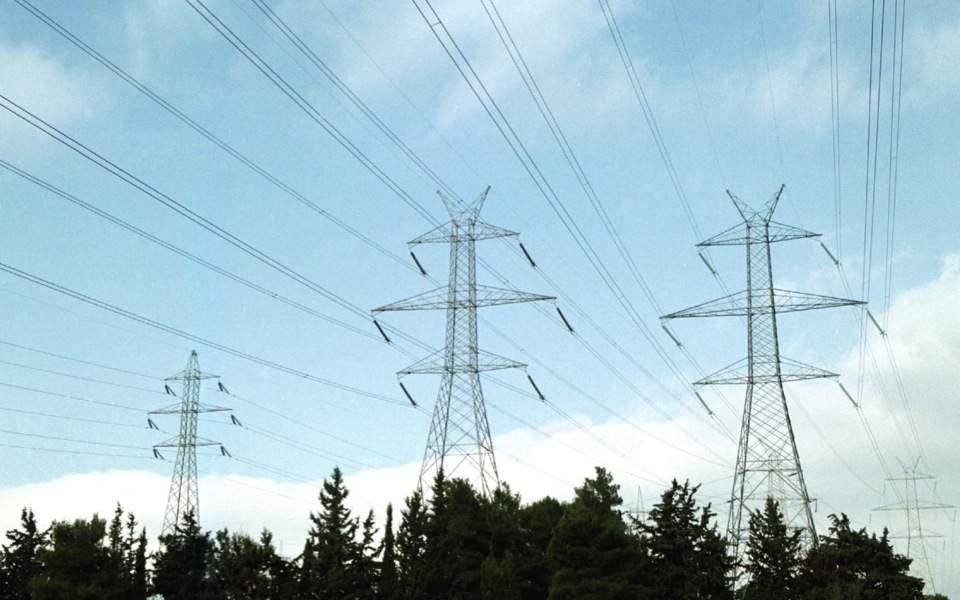 Tender for Crete-Attica power linkup equipment halted