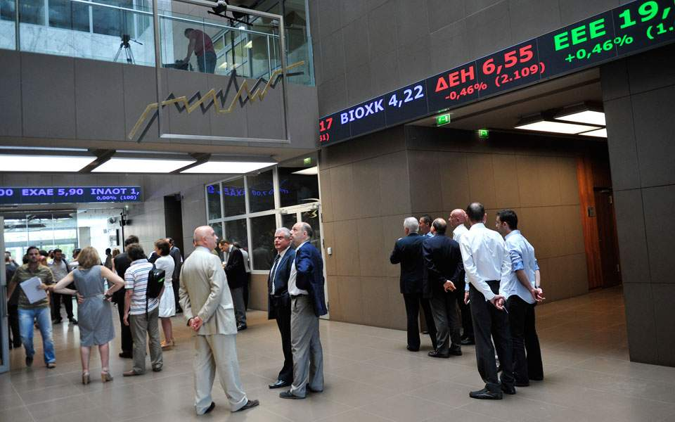 ATHEX: Afternoon's buyers boost stock market