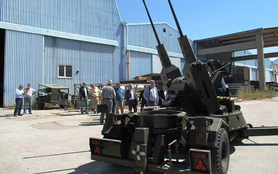 Defense industry survives thanks to state largesse