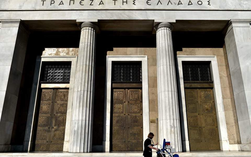 Greek bank deposits rise in July for fifth month in a row