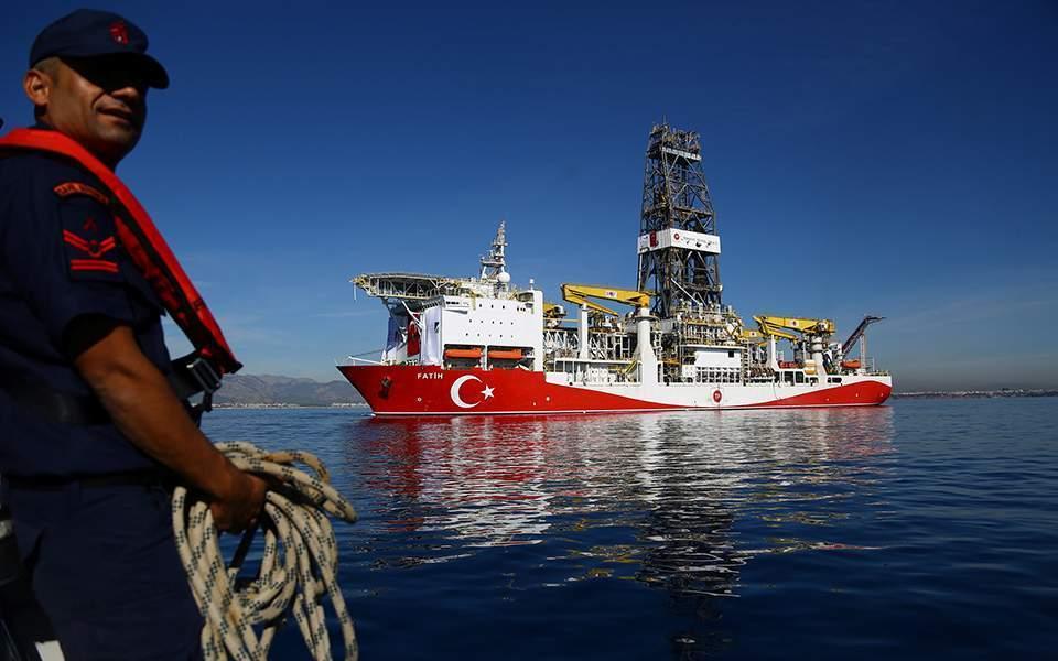 Turkey eyeing control of East Med