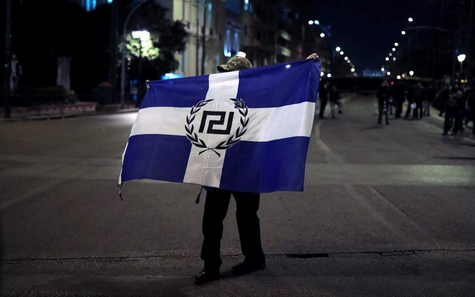 Golden Dawn showing signs of disintegration