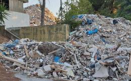 haidari-landfill