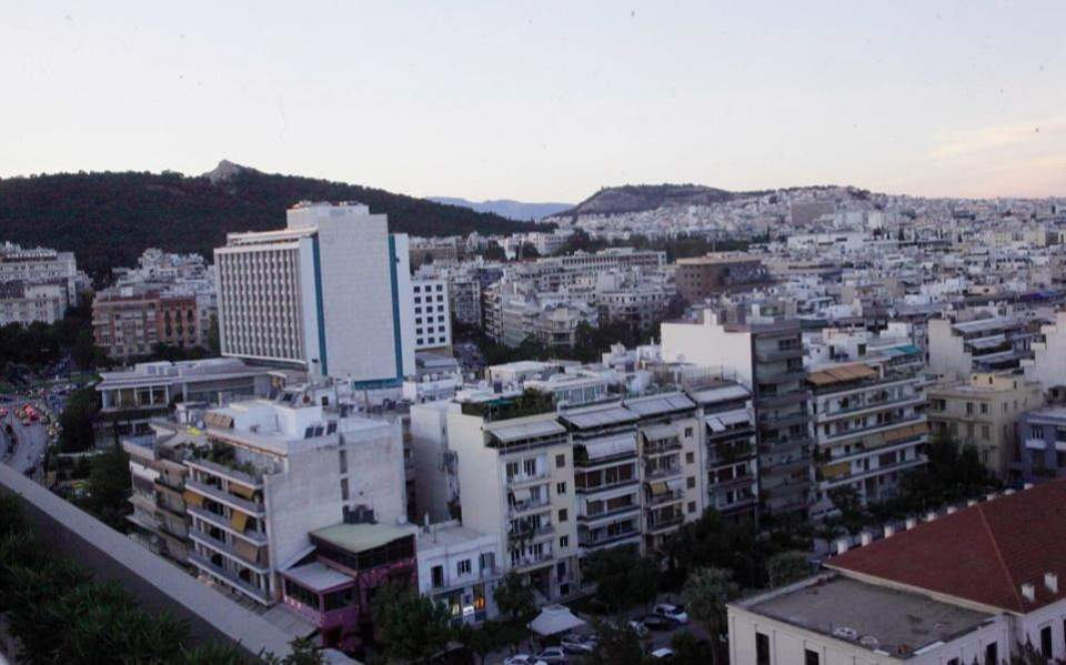 Greek government going after undeclared rents