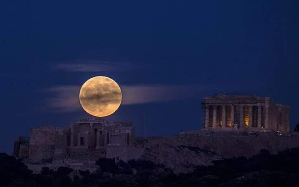 Full Moon | Around Greece | August 11-19