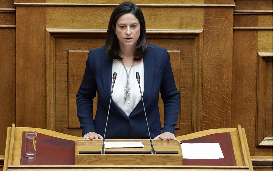 Gov't and opposition spar in Parliament over new legislative initiatives