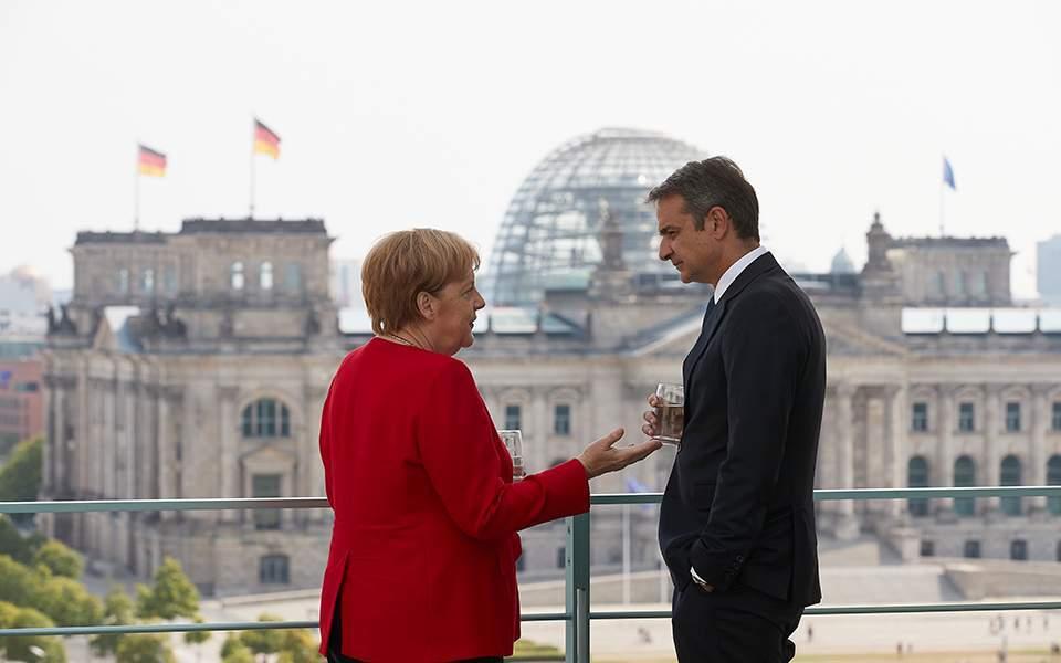 Greek leader wants talks with Germany on war reparations | Kathimerini