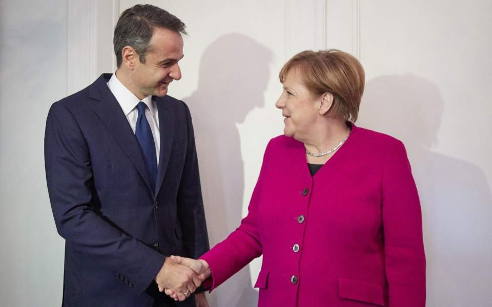Merkel, Mitsotakis and the day after