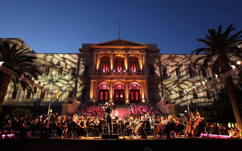 Classical Music Festival | Syros | To August 17