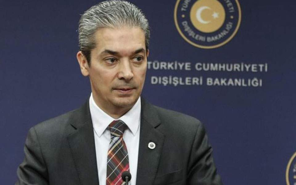 Turkey warns Cyprus over gas search license