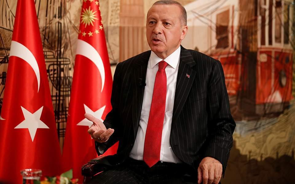 Erdogan says Turkey might send third drill ship in EastMed