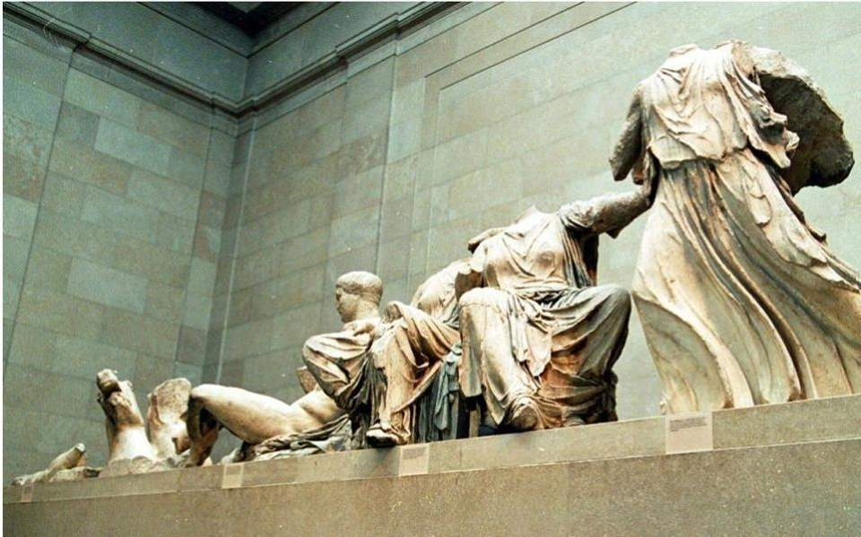 PM to ask UK to 'loan' Parthenon sculptures for 2021 anniversary