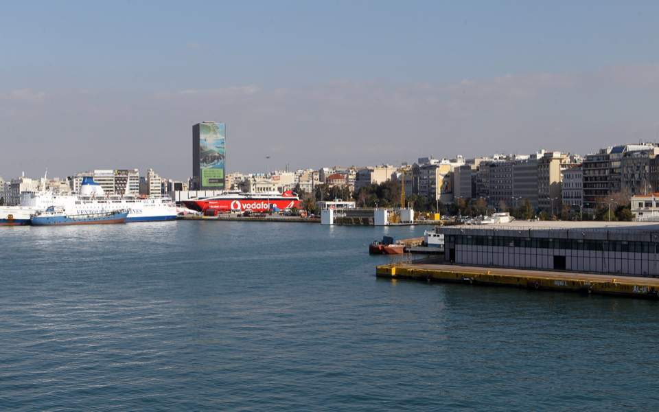 Watchdog opens way for implementation of Cosco's master plan for Piraeus