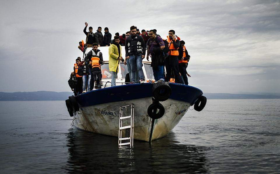 IOM: Room for another 4,000 migrants on mainland by November