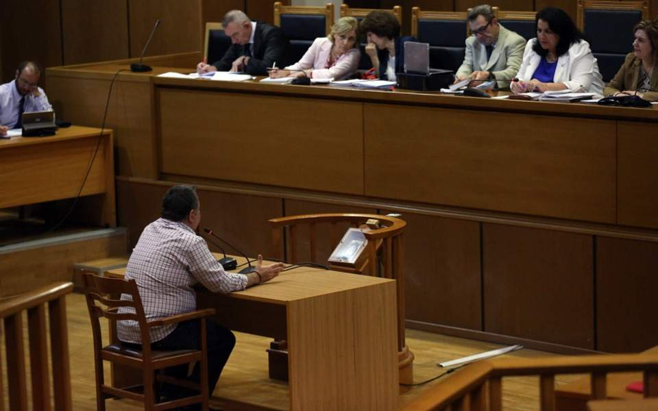 Golden Dawn leadership set to take the stand