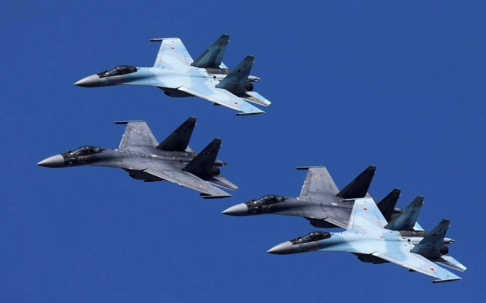 Russia in talks with Turkey on possible Su-35 fighter jet sale, report says