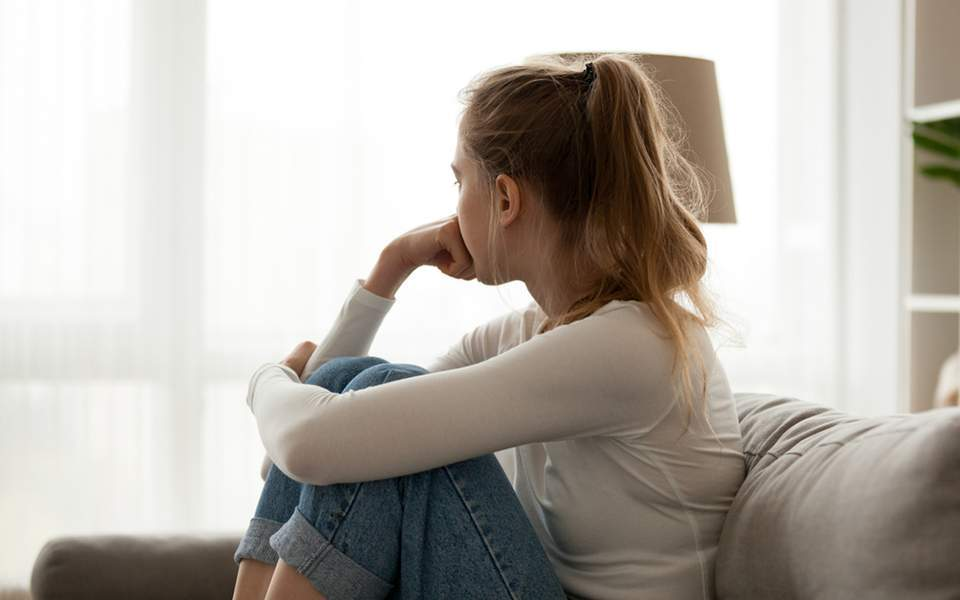 Report points to gloomy teens