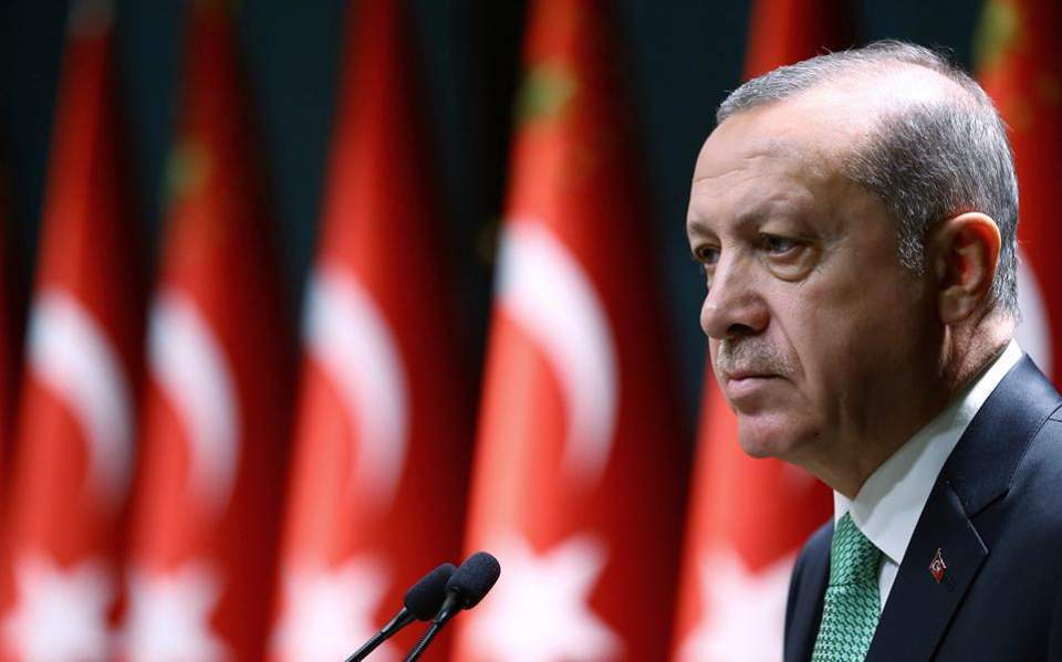 Turkey likens Syria push to Cyprus intervention