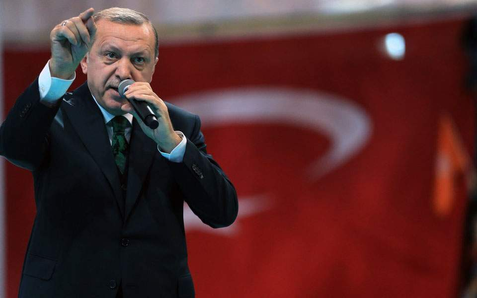 Erdogan says alternatives to F-35 jets ready, receiving offers