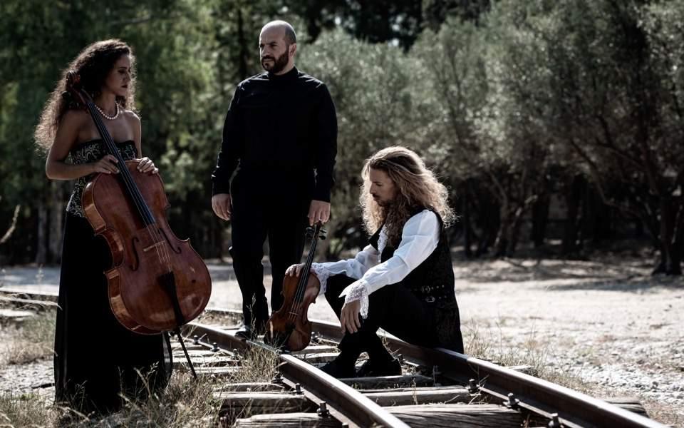Galan Trio | Athens | October 18