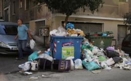 garbage-athens