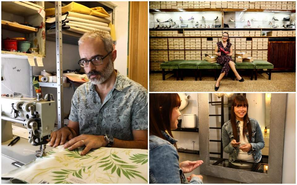 Bespoke trend gains traction in central Athens