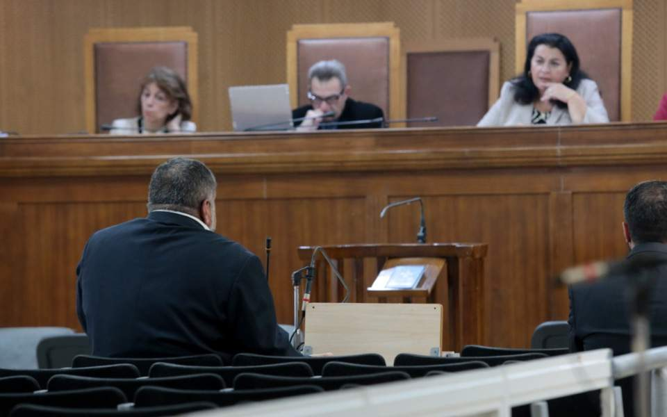 Golden Dawn defendants deny Nazi links
