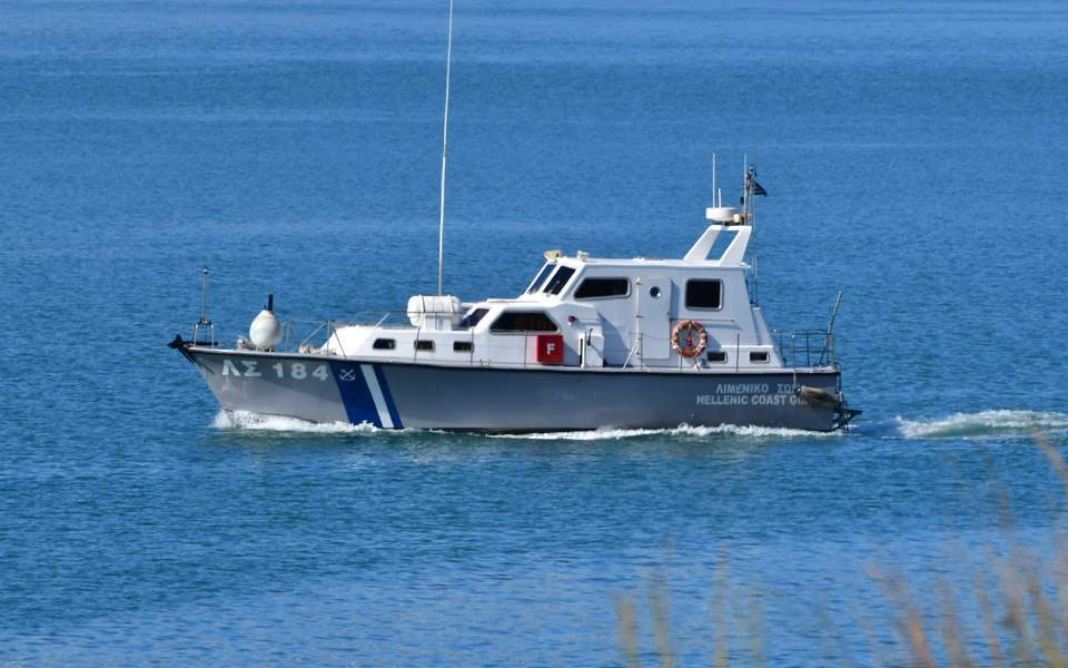 Toddler pulled unconscious from water after migrant boat collision