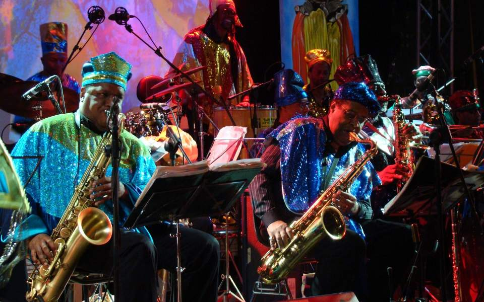 Sun Ra Arkestra | Athens | October 14