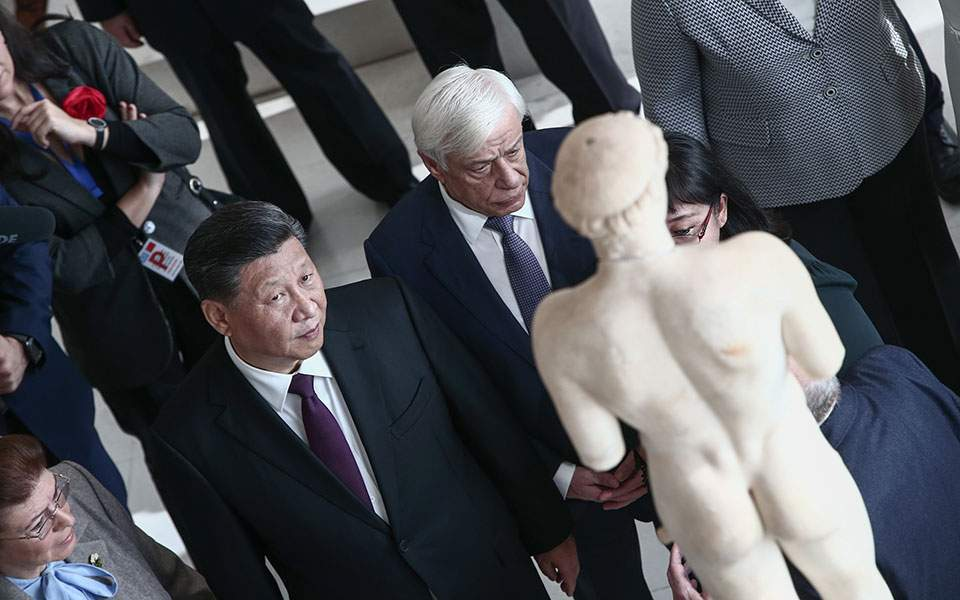 Wrapping up Athens visit, Xi says China will support Greece for return of Parthenon Marbles