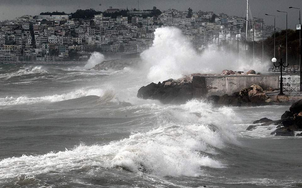 Geryon weather front to bring storms, gale-force winds as of Sunday